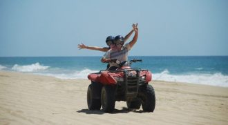 8 Tips for a Safe and Fun Beach Four Wheel Driving Adventure