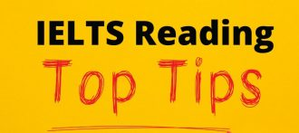Meticulous tips to prepare for the IELTS reading section