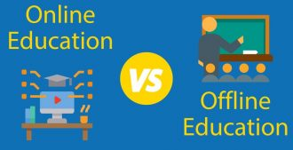 Online Vs Offline Classes: Which is Better to Prepare for Government Exams?