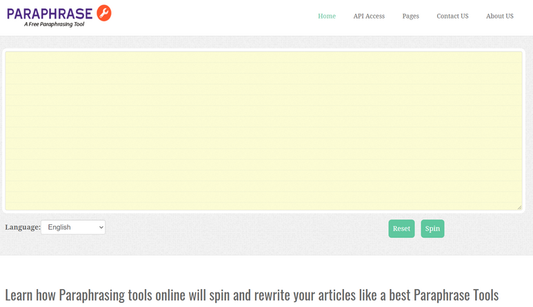 paraphrase_tools